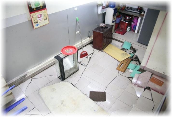 Tìm hiểu các nguyên nhân và cách xử lý nền nhà bị lún, bị nứt