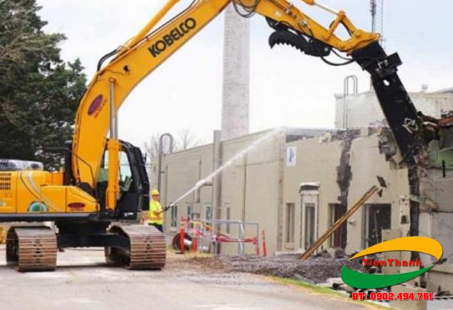 Dịch vụ phá dỡ công trình xây dựng Tiến Thành, Phá dỡ nhà xưởng, dịch vụ phá dỡ nhà TPHCM