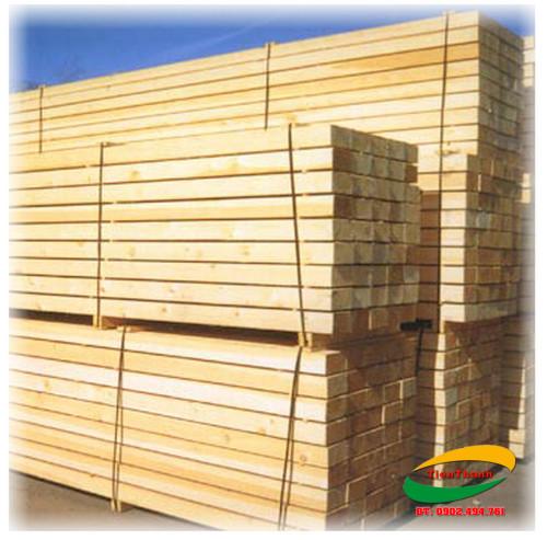 bán xà gồ gỗ TPHCM, Bảng giá xà gồ gỗ bao nhiêu tiền