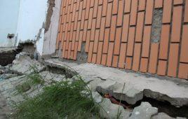 Tìm hiểu các nguyên nhân và cách xử lý nền nhà bị lún nứt !