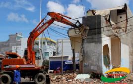 Dịch vụ phá dỡ công trình xây dựng tại TPHCM, Nhà Xưởng, nhà Cũ